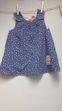 Reversible dress, 12-18 months